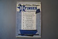 Die dollsten Dinger für 10 Finger Heft 61 Notenheft