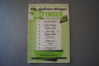 Die dollsten Dinger für 10 Finger Heft 68 Notenheft