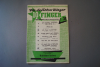 Die dollsten Dinger für 10 Finger Heft 36 Notenheft
