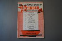 Die dollsten Dinger für 10 Finger Heft 57 Notenheft