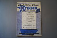 Die dollsten Dinger für 10 Finger Heft 42 Notenheft