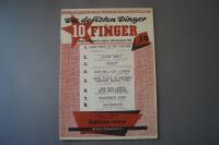 Die dollsten Dinger für 10 Finger Heft 39 Notenheft