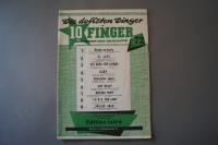 Die dollsten Dinger für 10 Finger Heft 72 Notenheft