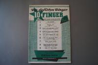 Die dollsten Dinger für 10 Finger Heft 65 Notenheft