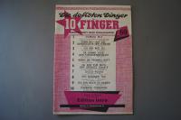 Die dollsten Dinger für 10 Finger Heft 60 Notenheft