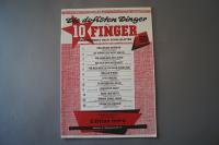 Die dollsten Dinger für 10 Finger Heft 88 Notenheft