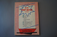 Die dollsten Dinger für 10 Finger 20 Top-Hits 1978 Notenheft