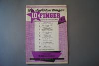 Die dollsten Dinger für 10 Finger Heft 49 Notenheft