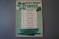 Die dollsten Dinger für 10 Finger Heft 54 Notenheft