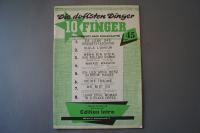Die dollsten Dinger für 10 Finger Heft 45 Notenheft