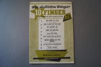 Die dollsten Dinger für 10 Finger Heft 74 Notenheft