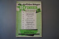 Die dollsten Dinger für 10 Finger Heft 58 Notenheft