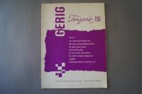 Gerig Tanzserie Heft 151 Notenheft