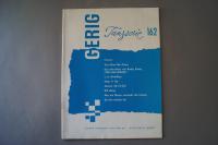 Gerig Tanzserie Heft 162 Notenheft