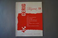 Gerig Tanzserie Heft 159 Notenheft