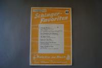 Melodie der Welt Schlager-Favoriten Heft 102 Notenheft
