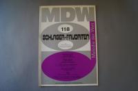 Melodie der Welt Schlager-Favoriten Heft 118 Notenheft