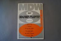 Melodie der Welt Schlager-Favoriten Heft 157 Notenheft