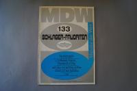 Melodie der Welt Schlager-Favoriten Heft 133 Notenheft