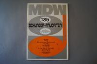 Melodie der Welt Schlager-Favoriten Heft 135 Notenheft