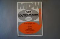 Melodie der Welt Schlager-Favoriten Heft 139 Notenheft