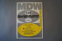 Melodie der Welt Schlager-Favoriten Heft 138 Notenheft