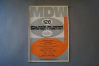 Melodie der Welt Schlager-Favoriten Heft 128 Notenheft