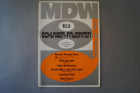 Melodie der Welt Schlager-Favoriten Heft 153 Notenheft