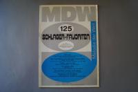 Melodie der Welt Schlager-Favoriten Heft 125 Notenheft