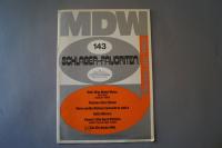 Melodie der Welt Schlager-Favoriten Heft 143 Notenheft