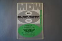 Melodie der Welt Schlager-Favoriten Heft 148 Notenheft