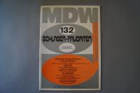Melodie der Welt Schlager-Favoriten Heft 132 Notenheft