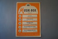 Musik-Box Heft 148 Notenheft