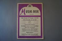 Musik-Box Heft 207 Notenheft