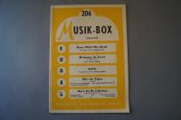 Musik-Box Heft 206 Notenheft
