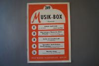 Musik-Box Heft 249 Notenheft