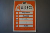 Musik-Box Heft 229 Notenheft
