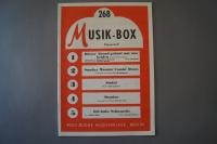 Musik-Box Heft 268 Notenheft