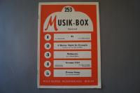 Musik-Box Heft 253 Notenheft