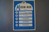 Musik-Box Heft 267 Notenheft
