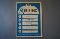 Musik-Box Heft 208 Notenheft