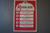 Musik-Box Heft 228 Notenheft