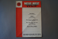 Neue Welt Serie Heft 35 Notenheft