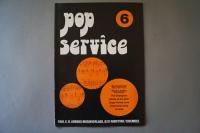 Pop Service Heft 6 Notenheft
