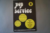 Pop Service Heft 8 Notenheft
