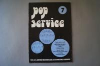Pop Service Heft 7 Notenheft