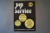 Pop Service Heft 14 Notenheft
