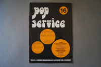 Pop Service Heft 16 Notenheft