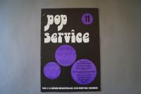 Pop Service Heft 11 Notenheft