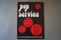 Pop Service Heft 18 Notenheft